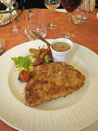 Photo cordon bleu